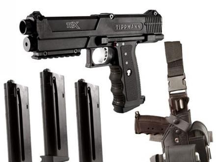 MAG FED-TiPX Deluxe Pistol Kit