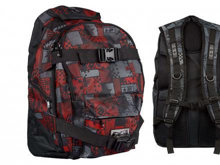 Tašky, batohy, apod.- Gravel Bag Pixel Red