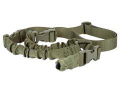 Taktické vybavení-Sling - V-TAC 2N1-Olv