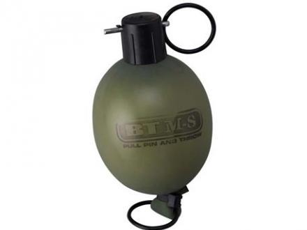 Kuličky -Paint Grenade M8 Yellow