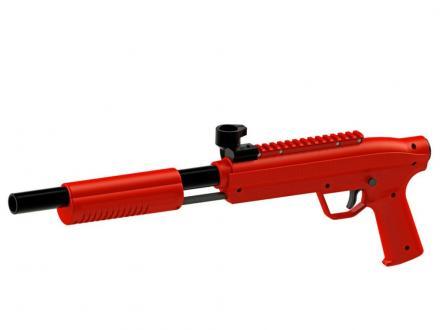 Junior Paintball- GOTCHA SHOTGUN 50 CAL (RED)
