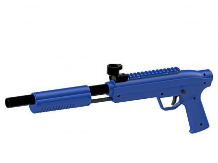 Junior Paintball-GOTCHA SHOTGUN 50 CAL (BLUE)